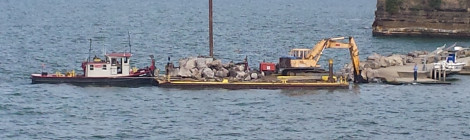 Northeast Ohio Engineered Waterfront and Erosion Solutions